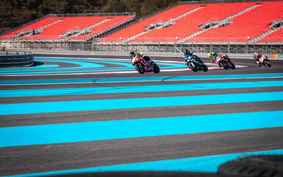 CIRCUIT - Roulage encadré Circuit du Paul Ricard 3,8km (niveau débutant)