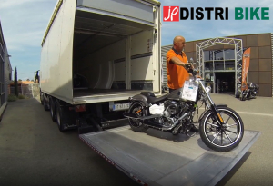Service de transport moto Distribike