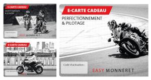 Carte cadeau EasyMonneret (personnalisée)