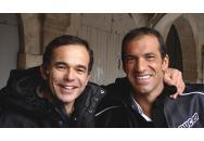 Christophe Pinna et Philippe Monneret