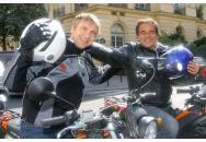 Didier Gustin et Philippe Monneret