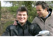 David Douillet et Philippe Monneret
