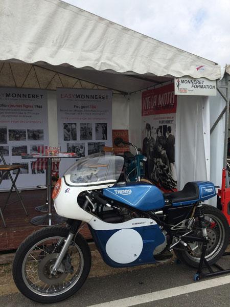 Café Racer Festival 2015 - Circuit de Linas Montlhéry