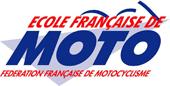Logo Ecole Française de Moto